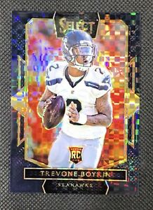 2016 Select Prizm Copper #248 Trevone Boykin 1/1 True One Of One !!! 🔥