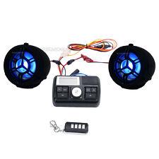 MP3 Stereo Audio Speaker Bluetooth For Suzuki V-Strom SV650 SV1000 TL1000 R S