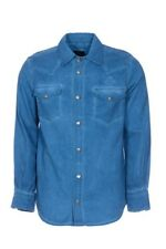 Vivienne Westwood Lars Denim Shirt Small Anglomania