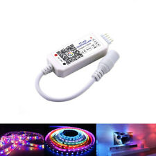 DC12-24V Mini Bluetooth LED Controller Phone APP For RGB/RGBW LED Strip