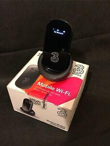 HUAWEI E586 3 MOBLIE 3G MI-FI/WI-FI WIRELESS MODEM [LOCKED]