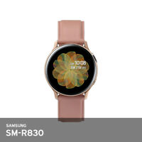 """Samsung Galaxy Watch SM-R830 Active2 40mm stainless WiFi 1.2"""" 4Gb 37g Pink Gold"""