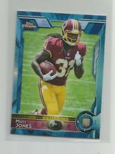 2015 Topps Chrome Mini  MATT JONES  Blue Diamond Refractor