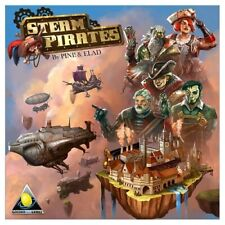 STEAM PIRATES BOARD GAME BRAND NEW & SEALED