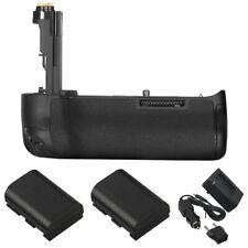 Vivitar Battery Grip f/ Canon EOS 5D Mark IV DSLR Camera + 2 Batteries