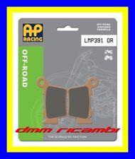 Pastiglie freno posteriori AP RACING OR KTM EXC 125 / SIX DAYS 04>05 2004 2005