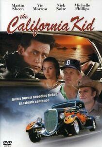 CALIFORNIA KID NEW DVD