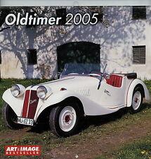 3001KAL Art & Image Wandkalender 2005 MAG 1600 Steyr 55 Baby Jaguar XK 120 C