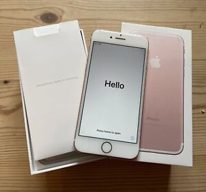 ***  iPhone 7 32gb Rose Gold EE ***   EXCELLENT CONDITION