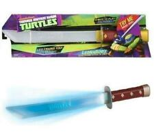 Teenage Mutant Ninja Turtles TMNT Playmates Leonardo Electronic Stealth Sword