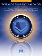 Top Worship Downloads by Hal Leonard Publishing Corporation (Paperback, 2013)