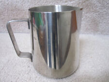 Replacement Stainless Steel Pitcher for Starbucks Sirena Espresso Coffee Machine