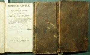 Codice civile di Napoleone il Grande col confronto delle leggi romane