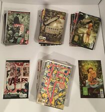 LOT OF 160 FABLES COMICS #1-150 COMPLETE SET (-15) + MINIS DC VERTIGO WILLINGHAM