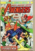 Avengers #138-1975 fn/vf 7.0 Gil Kane Mike Esposito