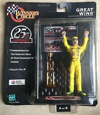 Dale Earnhardt Sr. Signed Winners Circle GM GOODWRENCH Service Action Figure