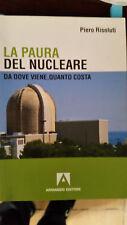 La paura del nucleare. Da dove viene, quanto costa.