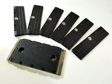 Bitspower Universal RAM Module Water Cooling Set For 6 Banks 6-DIMMs Black