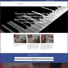 PIANO Website Business For Sale - Upto £1,611.28 Commission A Sale Dropshipping