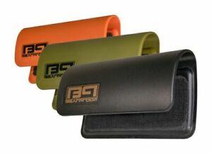 BEARPROOF PRECISION Schafterhöhung - Schwarz Grün oder Orange Gewehr