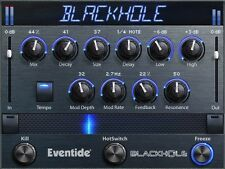 Eventide Blackhole Native Plugin Reverb / Reverberator AAX 64 VST AU - NEW