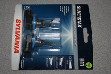 Sylvania Silverstar H11 Pair Set High Performance Headlight 2 Bulbs NEW