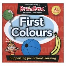 Green Board Games 90070 BrainBox First Game