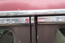 1956 Desoto fireflite 8 4 door sedan door top molding center post fill trim RH