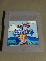 B Go!Go! Hitchhike GameBoy Game boy Nintendo GB Japan