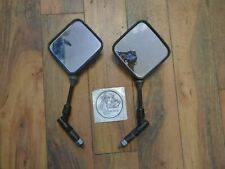 1998 SUZUKI AE50R MIRRORS LEFT AND RIGHT  ( PAIR )