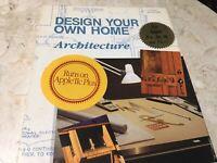 Software for Macintosh II , II+, IIc and IIGS Architecture Design your own home