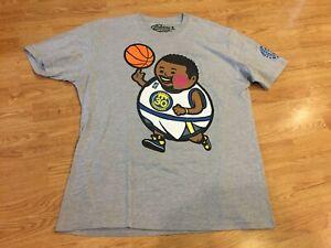 Johnny Cupcakes Steph Curry Warriors NBA MVP Big Kid