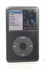 Fully Refurbished 160gb Black Apple iPod Classic 6th Gen Thick 160 GB A1238