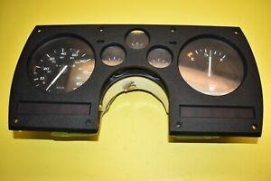 85-89 Chevrolet Camaro Instrument Gauge Cluster Speedometer 35k Miles M/T OEM