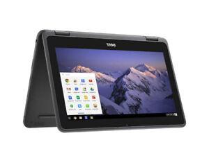 Dell Chromebook 3100 2-in-1 11-in Celeron N4000 4GB 32GB 6VTNP NEW