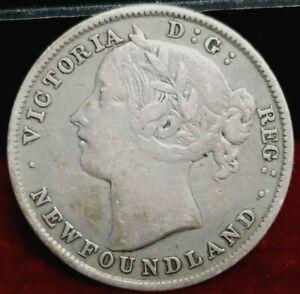 1894 20c. New Foundland