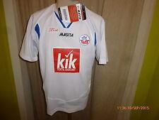 """Hansa rostock original masita hogar camiseta 2007/08 """"Kik"""" talla s-m nuevo"""