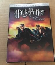 Harry Potter And The Order Of The Phoenix Target Deluxe Edition 2 Disc Edition