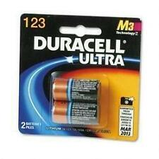 Duracell Ultra Photo 2 Pack Batteries