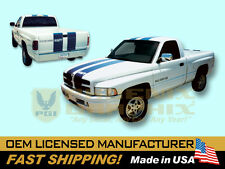 1997 1998 Dodge Ram SS/T Style Truck Decals & Stripes Kit
