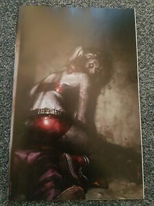 DCEASED #1 🔥(LIMITED TO 500 ZOMBIE APOCALYPSE)🔥 1ST PRINT 🌟 NEW 🌟 ☠ VIRGIN ☠