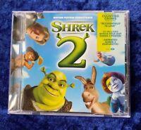 Shrek 2 Motion Picture Soundtrack- Music CD