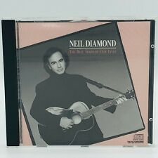 Neil Diamond The Best Years Of Our Lives Ck 45025 1988 Cd