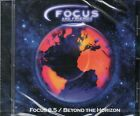 Focus And Friends - Focus 8.5 Beyond The Horizon (2016 CD) New & Sealed