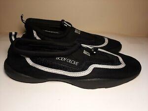 Men's Body Glove Beach  Black Water Shoes Size: US 8 Unisex Beach  EUC