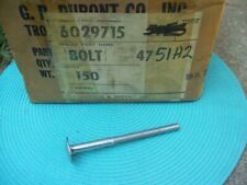 NOS MoPar 1972 - 1979 Chrysler Dodge Plymouth spare tire anchor BOLT 6029715