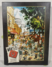 Heye Wanted! Where Are The Diamonds? 1000 Piece Jigsaw Puzzle