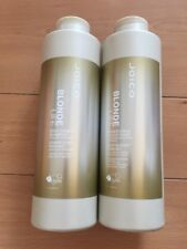 NEW Joico Blonde Life Brightening Shampoo & Conditioner Duo 1000ml 1 Litre
