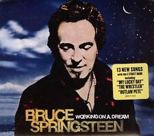 BRUCE SPRINGSTEEN - WORKING ON A DREAM (BONUS TRACKS) CD Promo Copy