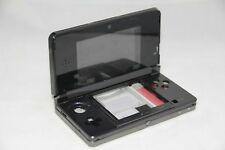 Nintendo 3DS Full Replacement Housing Shell Black USA